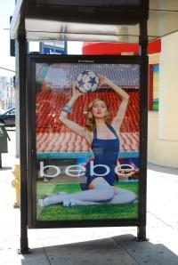 Chelsea's Bebe Campaign